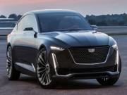 Tư vấn - Cadillac Escala Concept siêu sang lộ diện