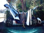 """Tin tức ô tô - Tay đua nữ """"sexy"""" điều khiển siêu xe Koenigsegg One:1"""