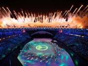 Thể thao - TRỰC TIẾP bế mạc Olympic: Lễ hội ở Maracana