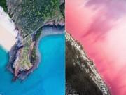 Thế giới - Bãi biển ở Australia đẹp hút hồn từ trên cao