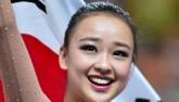 Thẫn thờ xem VĐV xinh như Hoa hậu tranh tài Olympic