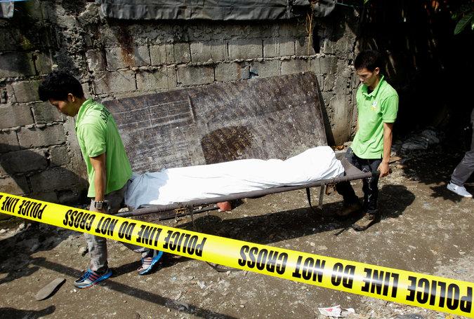 7 tuần càn quét ma túy, Philippines giết 1.800 người
