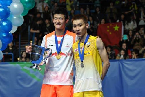 Lin Dan, Lee Chong Wei, Chen Long ai là số 1? - 1