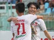 Bóng đá - HAGL thắng liền 4 trận, B.Bình Dương giải hạn sân khách