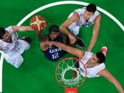 Thể thao - Tin nóng Olympic ngày cuối: Bóng rổ nam Mỹ lại vô đối