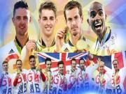 Olympic 2016 - VĐV Anh quốc ở Olympic: Cứ có tài là có tiền