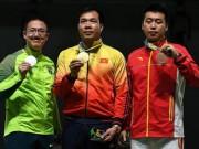 Thể thao - Vàng mười Olympic của Hoàng Xuân Vinh