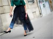 Thời trang - Ai bảo đùi to thì không thể mặc đẹp?