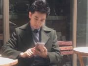 Dế sắp ra lò - HOT: Lâm Chí Dĩnh khoe ảnh trên tay iPhone 7 Plus