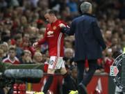 """Bóng đá - MU - Rooney: Đội trưởng """"cô đơn"""" và dấu hỏi tương lai"""