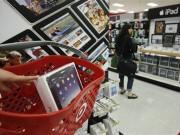 """Dế sắp ra lò - Nhà bán lẻ Target: Người dùng đang """"chán ngấy"""" Apple"""