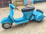 Xe máy - Xe đạp - Vespa 3 bánh cực độc xuất hiện tại Việt Nam