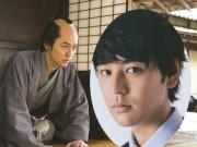 """Phim - """"Mốt"""" tóc samurai của sao nam Nhật trong phim cổ trang"""