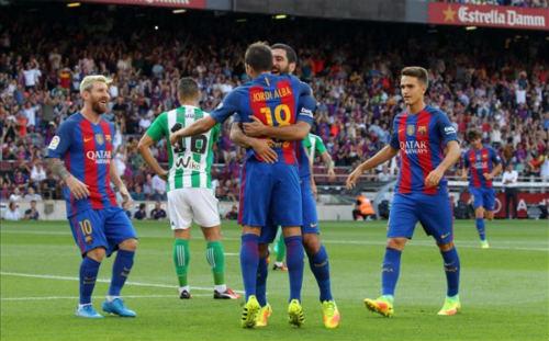 Tiêu điểm vòng 1 La Liga: Mùa giải mới, bộ mặt cũ - 1