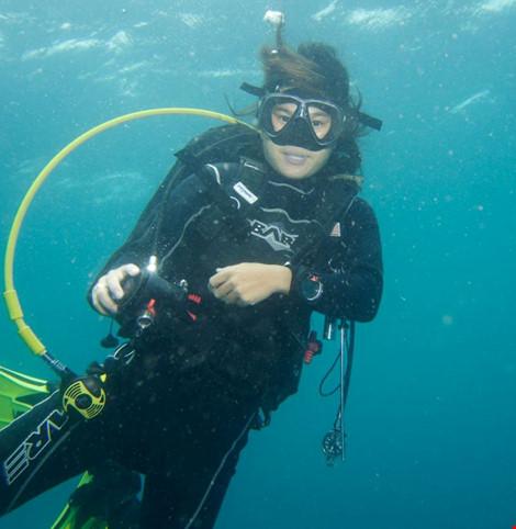 Biển Cù Lao Chàm tuyệt đẹp dưới ống kính du khách - 4