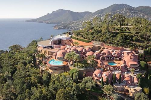Kiến trúc độc đáo của căn nhà đắt nhất thế giới có giá 455 triệu USD