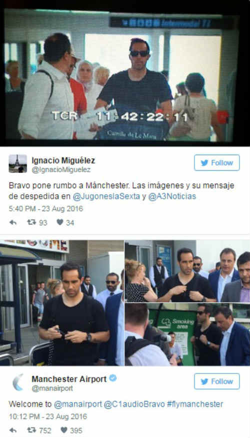 Lý do thực sự khiến người hùng Bravo rời Barca