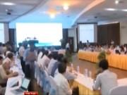 """Video An ninh - Nước biển miền Trung """"đạt chuẩn"""" để tắm, nuôi thủy sản"""