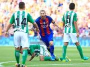 Bóng đá - Messi đọ siêu phẩm sao trẻ Real top bàn đẹp vòng 1 Liga