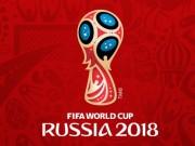 Lịch thi đấu bóng đá - Lịch vòng loại World Cup 2018 khu vực châu Âu