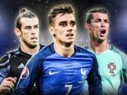 """Bóng đá - Cầu thủ hay nhất châu Âu: """"Chọi"""" sao nổi Ronaldo"""