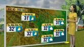 Dự báo thời tiết VTV 23/8: Bắc Bộ hửng nắng