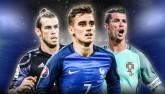 """Cầu thủ hay nhất châu Âu: """"Chọi"""" sao nổi Ronaldo"""