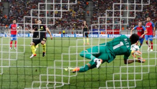Man City – Steaua Bucuresti: Thấm nhuần tiki-taka