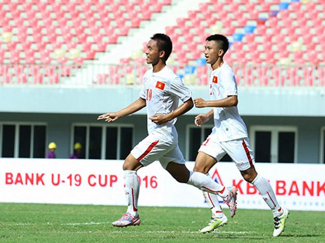 TRỰC TIẾP U19 Việt Nam - U19 Myanmar: Quên Thái Lan đi