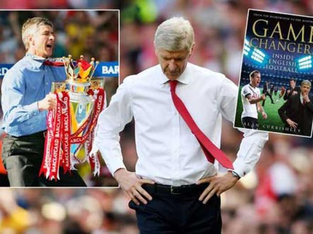 Wenger sợ hãi nếu phải rời Arsenal