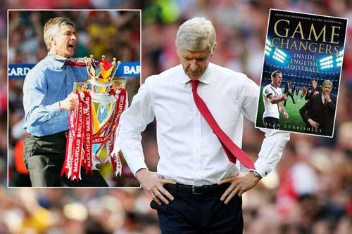 Khốn khổ: Wenger sợ hãi nếu phải rời Arsenal