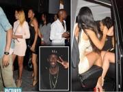 Olympic 2016 - Usain Bolt ăn chơi tại quán bar chỉ dành cho... chị em