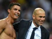 Bóng đá - Nhờ Zidane, Ronaldo có mùa giải hay nhất sự nghiệp