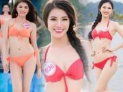 """Làm đẹp - 3 mỹ nữ của Hoa hậu VN nóng """"bỏng mắt"""" hậu giảm cân"""