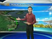 Tin tức trong ngày - Dự báo thời tiết VTV 24/8: Tiết trời giao mùa bắt đầu rõ nét ở Bắc Bộ