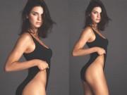 """Thời trang - Lộ ảnh quá """"nóng"""" của Kendall Jenner bị cắt khỏi Vogue"""