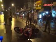 """Video An ninh - Đi như """"thần gió"""", 3 quái xế gặp tai nạn thảm khốc"""