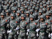 """Thế giới - Trung Quốc """"đại tu"""" quân đội, loại bỏ quân đoàn"""