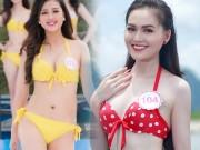 """Thời trang - 9 mỹ nữ có vòng 1 """"đốt mắt"""" nhất Hoa hậu Việt Nam 2016"""