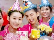 Thời trang - Tiệc sinh nhật bí mật trước thềm chung kết Hoa hậu VN