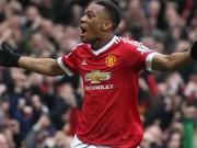 Bóng đá - MU: Martial sa sút và viễn cảnh bị Mourinho bỏ rơi