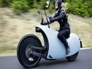 """Thế giới xe - Lạ mắt môtô điện """"độc"""" nhất chạy 201 km/lần sạc"""