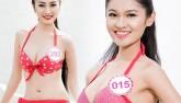 Gợi cảm như thí sinh Hoa hậu VN trong clip áo tắm
