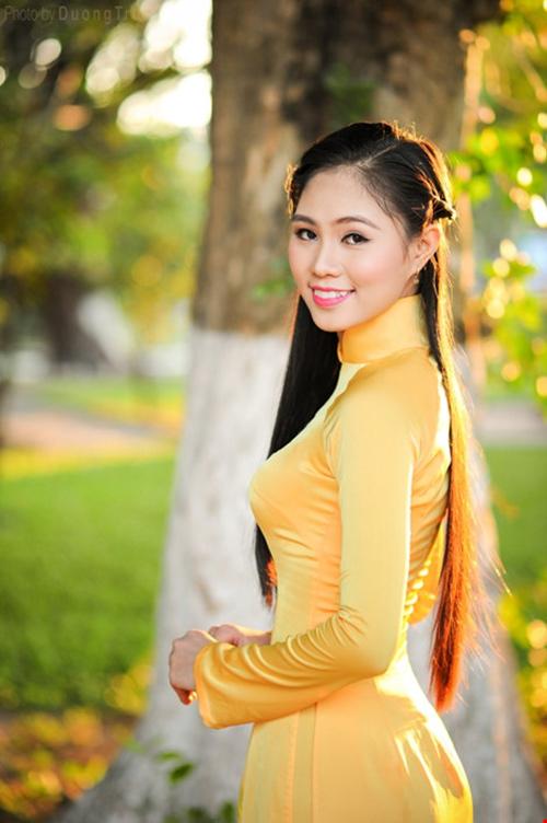 Gặp nữ sinh răng khểnh duyên nhất Hoa hậu Việt Nam - 7