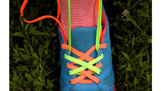 """Thắt dây giày cọc cạch thế này mới là """"chất"""""""