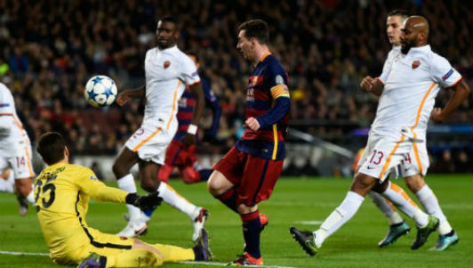 """Vòng bảng cúp C1: Man City đụng Barca, lại gặp """"tử thần"""""""
