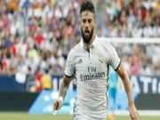"""Bóng đá - Isco và tương lai """"ảm đạm"""" tại Real Madrid"""
