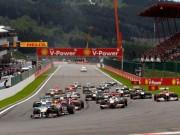 Thể thao - F1 - Belgian GP 2016: Thời điểm tăng tốc