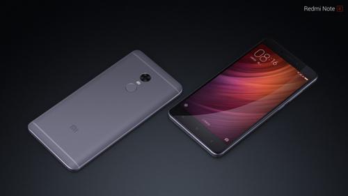 """Ra mắt Xiaomi Redmi Note 4 giá rẻ, máy """"ngon"""""""