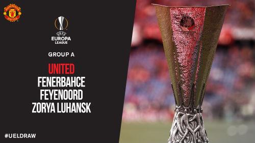Vòng bảng Europa League: MU không may mắn - ảnh 1